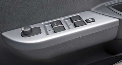 Electric-ORVM-power-window-controls-on-drivers-arm-rest