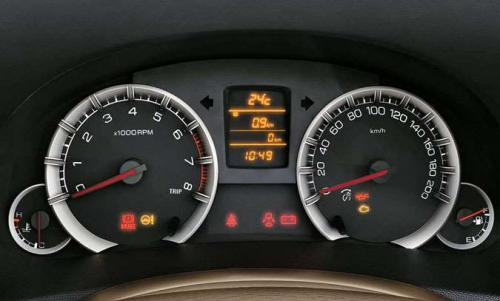 Stylish-meter-cluster-with-LCD-display