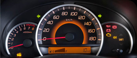 Digital-fuel-indicator-with-double-trip-meter